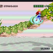 セガ、Nintendo Switch『SEGA AGES スペースハリアー』を6月27日より配信開始!