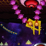バンダイナムコゲームス、『スペース★ギャラガ』をリリース…アニメ『スペース★ダンディ』と『ギャラガ』がコラボ!
