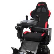 日本ビーテーエー、VR対応の体感チェア「VR-Chair Proシリーズ」を7月に発売 アミューズメント向けで350万円から