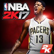 2K、最も本物に近いスポーツゲーム!モバイル版『NBA 2K17』の配信を開始 ゲームプレイをさらに現実のプレイに近づける‼︎