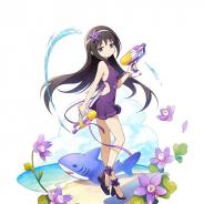 gumi、『ファントム オブ キル』の『まどか☆マギカ』コラボにオリジナル水着衣装の「暁美ほむら」「美樹さやか」「佐倉杏子」が登場!