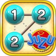 フィラメントとランド・ホー、iOS版『JUZU~つなげるパズル~』をMobageでリリース…シンプルだが奥深いパズルゲーム