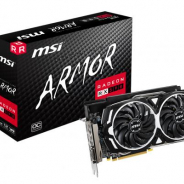 MSI、「Radeon RX 590 ARMOR 8G OC」を4月5日発売 価格は33,980円