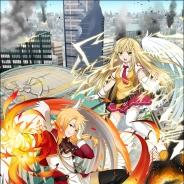 グレープ、物理パズル×ドラマ×RPGアプリ『東京マテリア』Android版を配信開始 重厚なストーリと物理パズルの新体験RPGゲーム