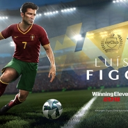 KONAMI、黄金世代のポルトガル代表として活躍した伝説的ミッドフィルダーのルイス・フィーゴ氏を『ウイニングイレブン 2018』に追加!