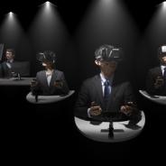 創業30年間からVR開発一筋のソリッドレイ研究所、最大10人の同時体験を可能にしたVR空間共有サービス「オメガシップ」を発表
