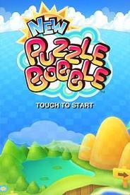 タイトー、iPhone/iPod touchアプリ「New Puzzle Bobble」の配信開始