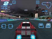 バンダイナムコゲームス、iPadアプリ『リッジレーサー アクセラレーテッドHD』の配信開始