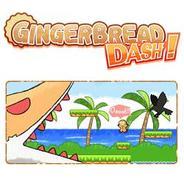 エイチーム、Androidアプリ『Gingerbread Dash!』を世界配信-端末を傾けて巨大キツネから逃げよう!