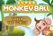 GMO、「Gゲー」で、セガの人気アクションゲーム『スーパーモンキーボール』を配信