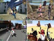 ゲームポット、3月4日よりオンラインゲーム『メビウスオンライン』のCβTを実施