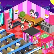 エクスラント、「モバゲー」で「新装開店!ぱちんこ屋さん」の配信開始-パチンコホール経営ゲーム