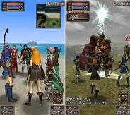 ドワンゴ、本日より、iアプリ向け本格MMORPG「アークファンタズムオンライン」のクローズドβテスト開始