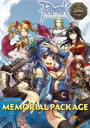 ガンホー、5月13日に『ラグナロクオンライン RJC2011メモリアルパッケージ』を発売