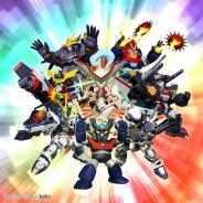 バンナム、『スーパーロボット大戦X-Ω』のサービスを2021年3月30日をもって終了