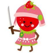 ケイブ、『しろつく』でUHA味覚糖「ぷっちょ あまおう苺味」とのタイアップ企画実施