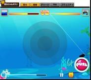 ACCESSPORT、『aima』で、釣りゲーム『釣りにゃんタウン』の提供開始