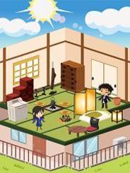 アプリカ、「mixiモバイル」で『部屋☆クル!?』の配信開始