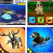AQI、「GREE」で『よみがえれ☆絶滅動物』を配信-同社初のフィーチャフォン向けアプリ