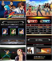 SNKプレイモア、ソーシャルゲームに参入!-第一弾は『ザ・キング・オブ・ファイターズ バトルフェスタ』