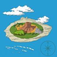 アイ・エンター、「GREE」で雑学クイズ冒険ゲーム『トリビアアイランド』の配信開始