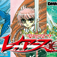 DMM、オンラインくじ「DMMスクラッチ」にて原作漫画25周年の「魔法騎士レイアース」のスクラッチを発売開始!