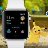 Niantic、『ポケモンGO』がApple Watchに対応…出現したポケモン・ポケストップの通知や運動実績の記録など