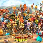 ゲームオン、『HELLO HERO』の12月大型アップデート情報を公開 新要素「覚醒アビリティ」でバトルがより戦略的に