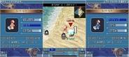 ファルコムとソネット、『空の軌跡オンライン Mobile』で海開きイベント開催