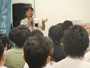 STR14東京で勢いを増すgumi社、国光CEOが語る・・・「ソーシャル、日本の挑戦者たち」番外編