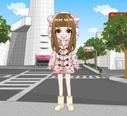 スタイラジー、mixiアプリ『ぎゃるレボ☆』で人気モデル濱崎芹子さんとのコラボイベント実施