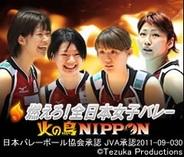 葵プロモーション、「mixi」で『燃えろ!全日本女子バレー』の提供開始