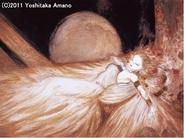 ウィルアークの「女神フロンティア」に天野喜孝氏による描き下ろしカードが登場!