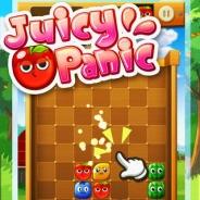 DeNA、「Mobage」で新作落ち物パズルゲーム『ジューシーパニック!』iOS版を配信開始