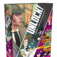 ホビージャパン、卓上で本格的脱出ゲームが楽しめる協力型カードゲームシリーズ第5弾「アンロック!:ヒロイックアドベンチャー」を発売!