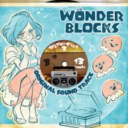 ノイジークローク、『ワンダーブロック』の第二弾サウンドトラックを本日より配信開始 後半ステージの楽曲を網羅したファン必携のアイテムに