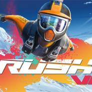 【PSVR】ウィングスーツをVRで体験する『Rush VR』が北米配信開始 ハイスピードで空を駆け抜けよう!!