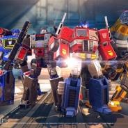 米HasbroとBackflip Studios、英Space Ape Games、新作リアルタイム対戦STG『トランスフォーマー:アースウォーズ』を日本と中国を除く各地域で配信開始