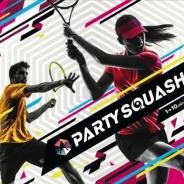 ナムコのスポーツ施設『VS PARK』にデジタルなスカッシュ『パーティスカッシュ』が登場 ワントゥーテンドライブとの共同開発