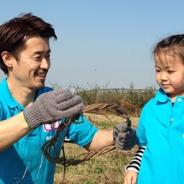 グリーと森ビル、東京都港湾局共催のもと「グリー×森ビル ~森づくりプロジェクト~」を実施