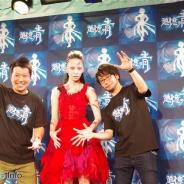 【発表会】中島美嘉さんがゾンビ姿で登場!?……来週リリース予定の『追憶の青』リリース直前発表会をレポート