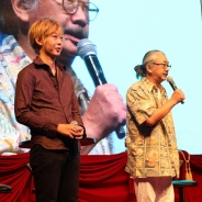 【TGS2015】『グランブルーファンタジー』コンポーザー、植松伸夫氏と成田勤氏が登場 楽曲にまつわるここまでの道のりを語った