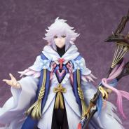 amiami、『Fate/Grand Order』より花の魔術師「キャスター/マーリン」の1/8完成品フィギュアを発売決定!