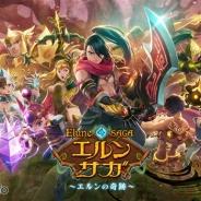 ゲームヴィルジャパン、ファンタジーRPG『エルンサガ』で大型アップデートを実施 新キャラクター及び新コンテンツを追加!