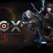 ガーラジャパン、『FOX-Flame Of Xenocide-』でメインキャラをサポートする機械生命体「ドローン」に関する情報を公開!