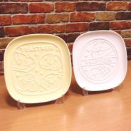 サイバーステップ、『トレバ』にて「いーすとけん。」がデザインされたトレバオリジナルのお皿が登場!