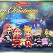 ウインライト、『エレメンタルナイツオンラインTHE WORLD』でイベント「聖なるウインターカーニバル~クリスマスナイツ2013~」を開催