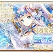 タカラトミーエンタメディア、『閃光神姫 イージスコード』1周年記念キャンペーンを開催中!
