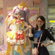 【イベント】『プリパラ』が満を持してキャラクターストリートに登場! 「パパラ宿のプリパラ」を表現したショップに 東京駅ならではの限定グッズも販売