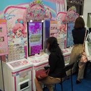【おもちゃショー2018】タカラトミーアーツ、『キラッとプリ☆チャン』筐体と連動玩具、グッズを出展